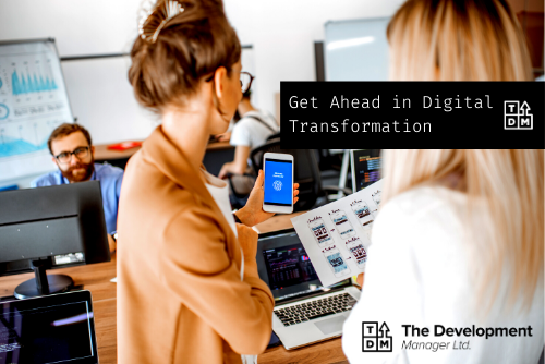 Get Ahead in Digital Transformation Programme Helps Logistics Industry Reskill & Thrive