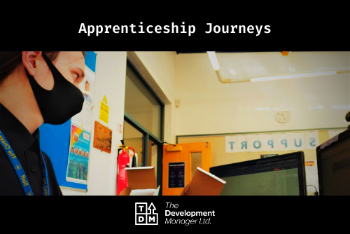 Apprenticeship Journeys – Meet Connor