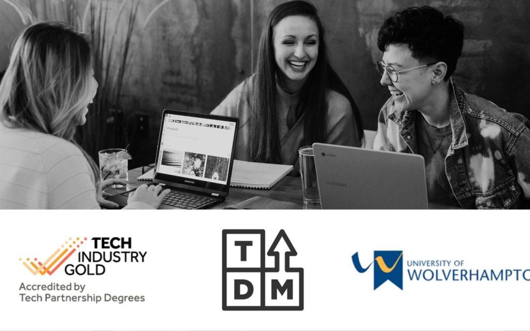 TDM – Tech Industry Gold Certified!